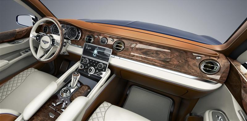 2012 Bentley EXP 9 F Concept