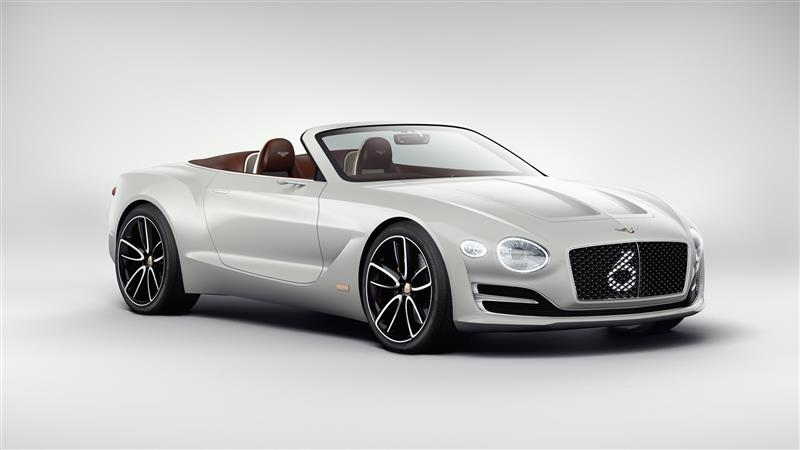 2017 Bentley EXP 12 Speed 6e Concept Image
