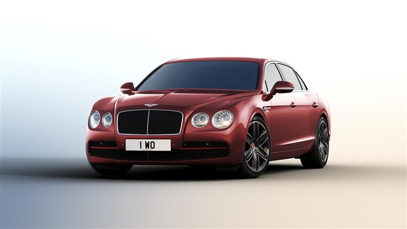 2015 Bentley Flying Spur Beluga Specification pictures and wallpaper