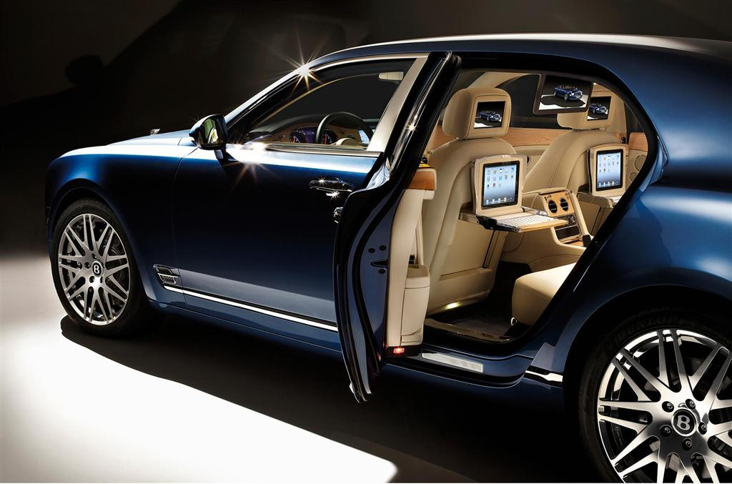 2012 bentley mulsanne executive interior concept. Black Bedroom Furniture Sets. Home Design Ideas