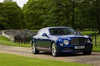 2013 Bentley Mulsanne image.