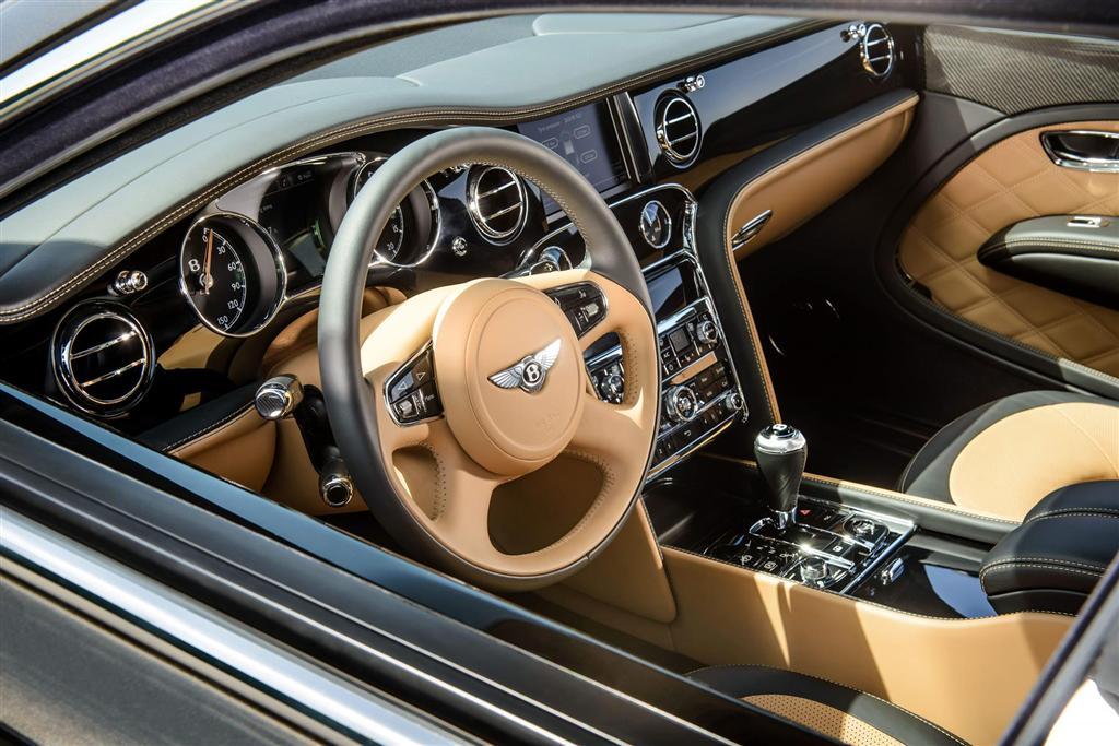 1988 Bentley Mulsanne S Black W/tan Interior & Wood Trim, With ...