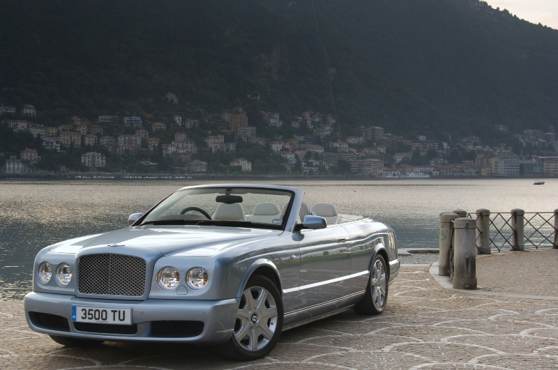 2008 Bentley Azure Image