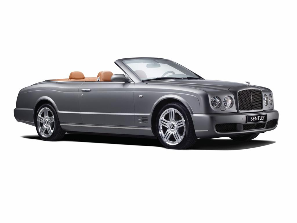 2009 bentley azure t conceptcarz vanachro Choice Image