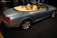 2007 Bentley Continental GTC image.