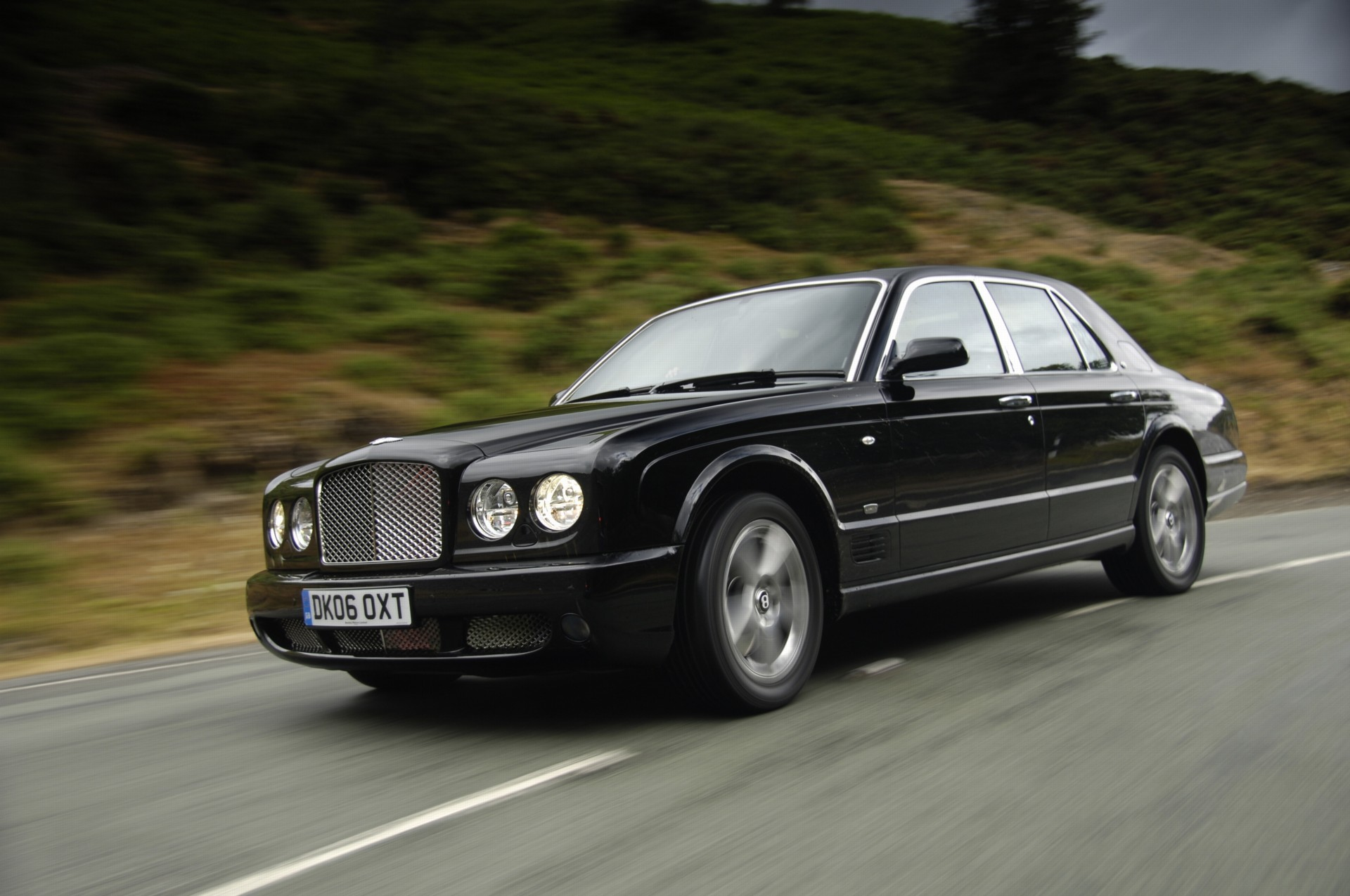 Bentley Car Wallpaper >> 2007 Bentley Arnage R - conceptcarz.com