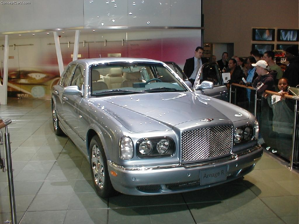 2003 bentley arnage image. Black Bedroom Furniture Sets. Home Design Ideas