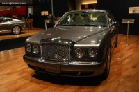 2005 Bentley Arnage image.