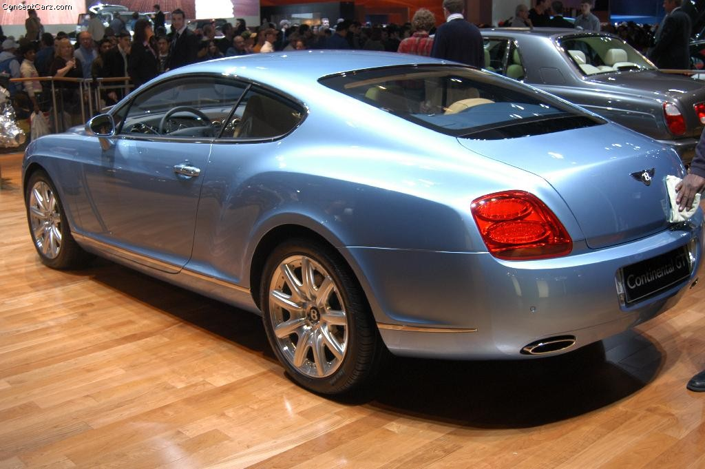 auction results and data for 2004 bentley continental gt. Black Bedroom Furniture Sets. Home Design Ideas