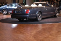 Bentley Arnage Drophead Coupé