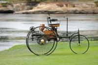 1886 Benz Motorwagen Replica image.