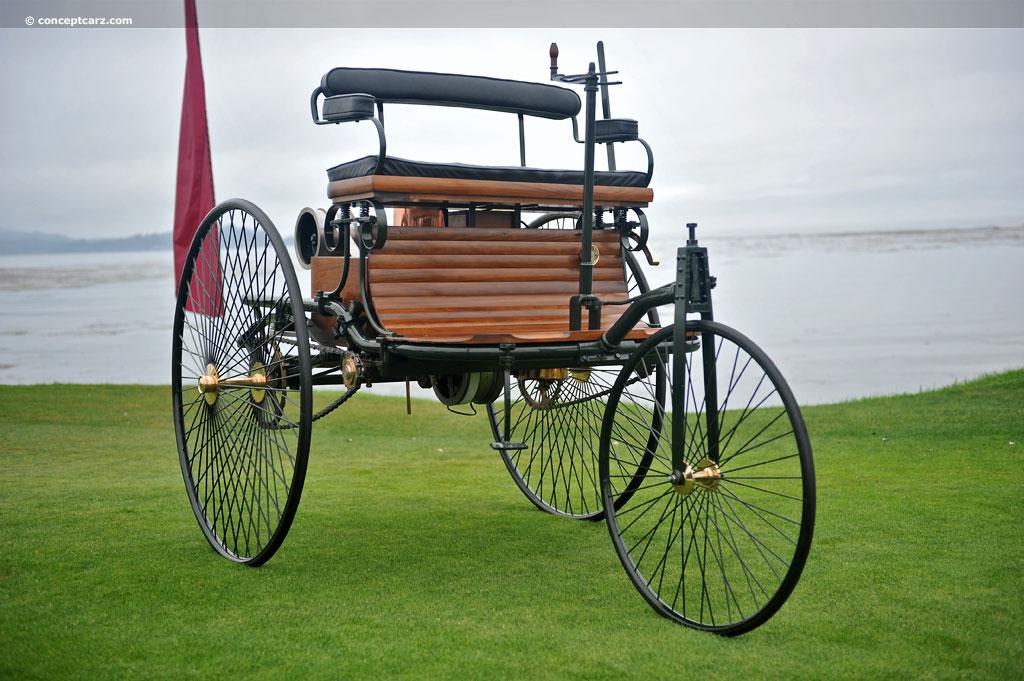 1886 benz motorwagen replica patent motor wagen