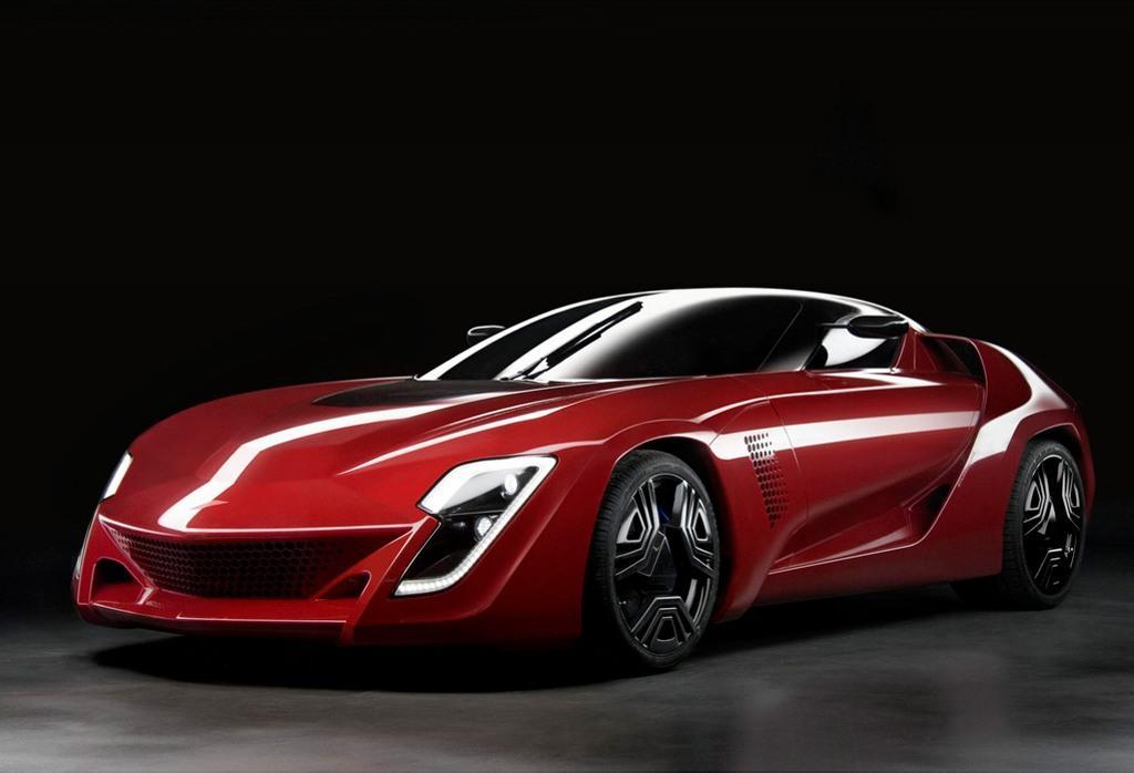 2009 Bertone Mantide Concept Image