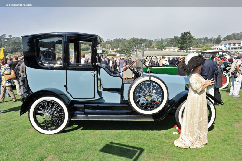 1918 Biddle Model H pictures and wallpaper