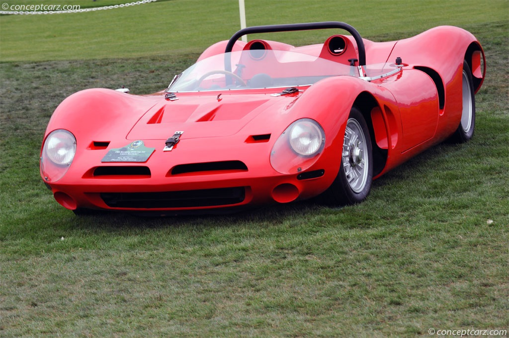 1966 Bizzarrini P 538 Barchetta Conceptcarz Com
