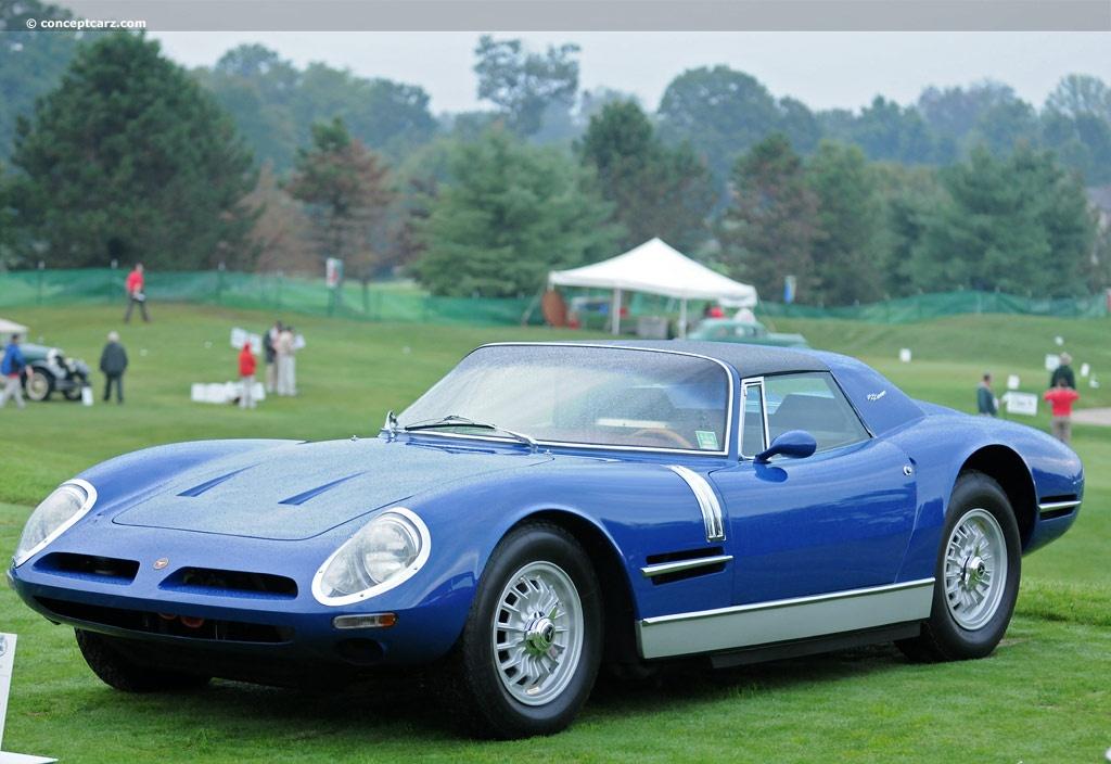 1968 Bizzarrini 5300 S...