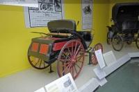 1894 Black Motor Buggy