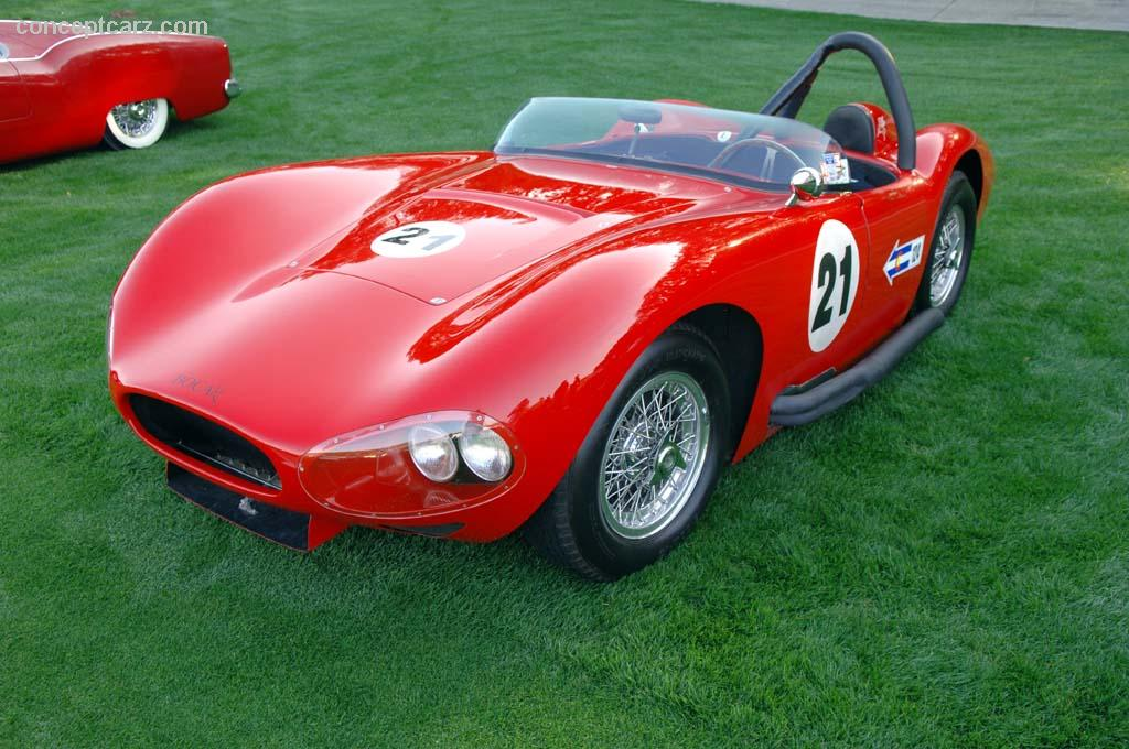 Denver Car Auction >> 1959 Bocar XP-5 - conceptcarz.com