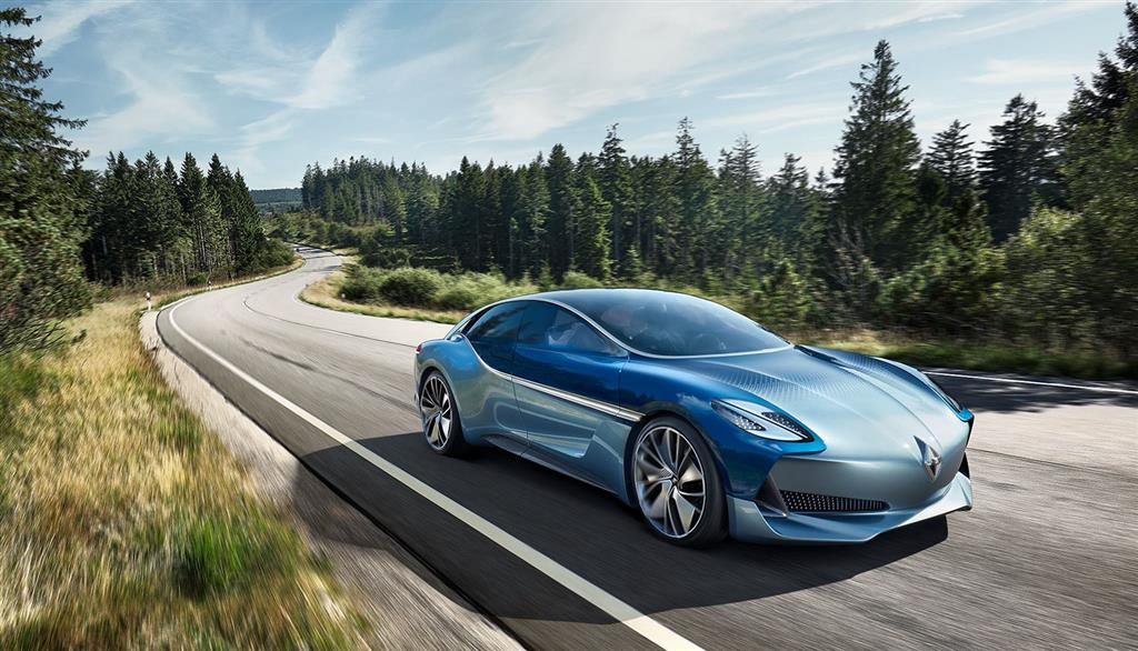 Borgward Isabella Concept pictures and wallpaper