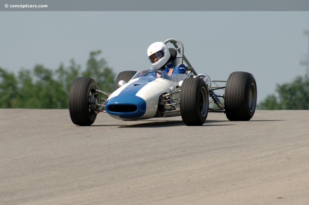 Auction Results And Data For 1967 Brabham Bt21