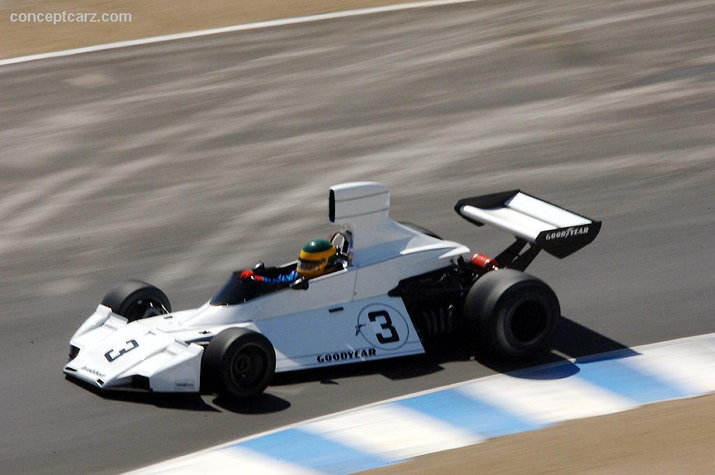 1974 Brabham Bt44 Image Chassis Number Bt42 2