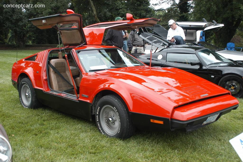 Auction Results And Data For 1975 Bricklin Sv1