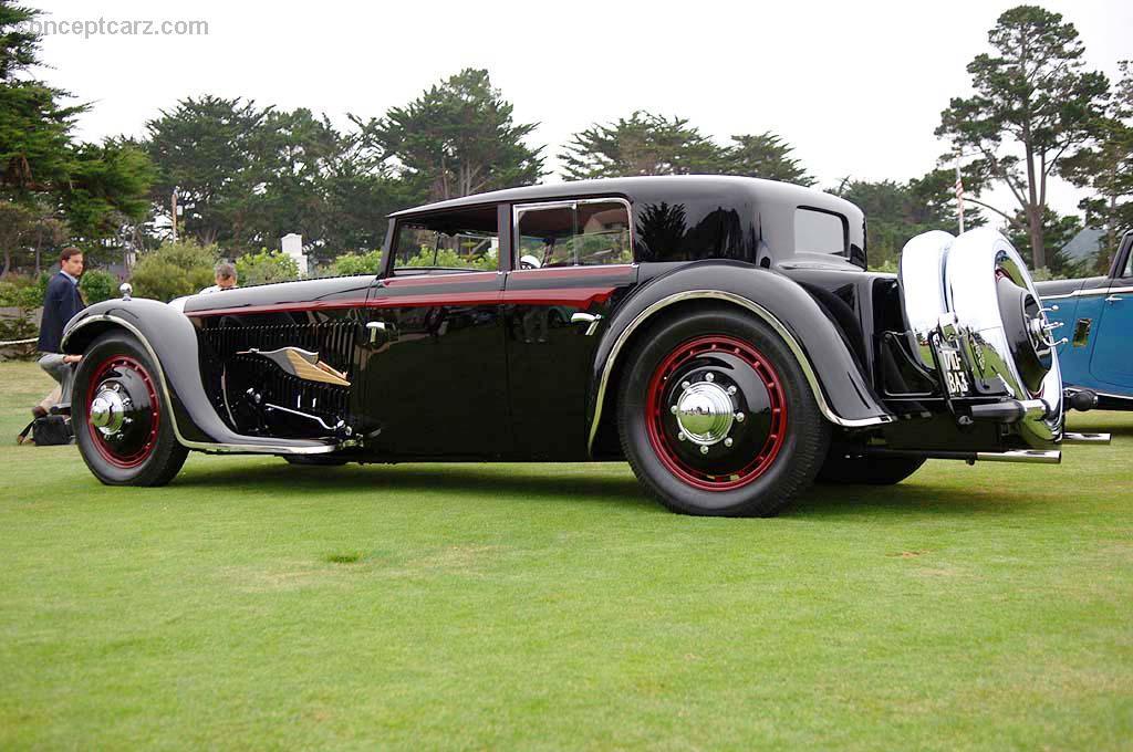 1932 Bucciali Tav 12 Conceptcarz Com