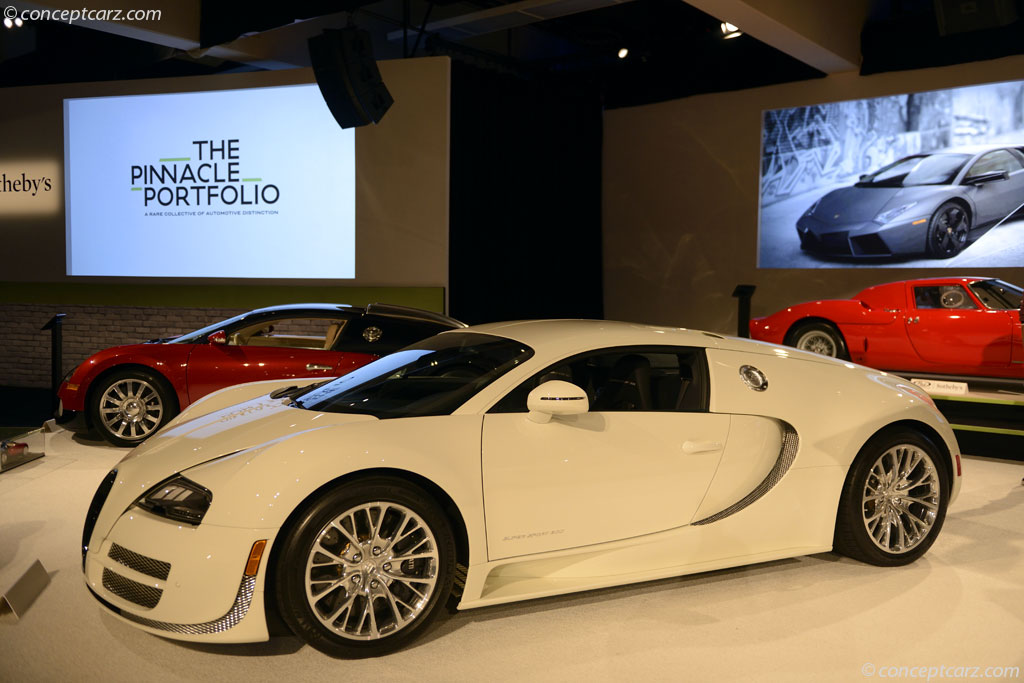auction results and data for 2012 bugatti veyron 16 4 super sport conceptca. Black Bedroom Furniture Sets. Home Design Ideas