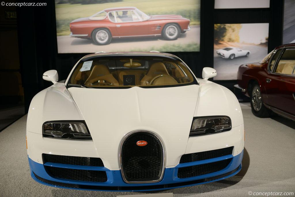 Bugatti Veyron 16.4 Grand Sport Vitesse Le Ciel Californien
