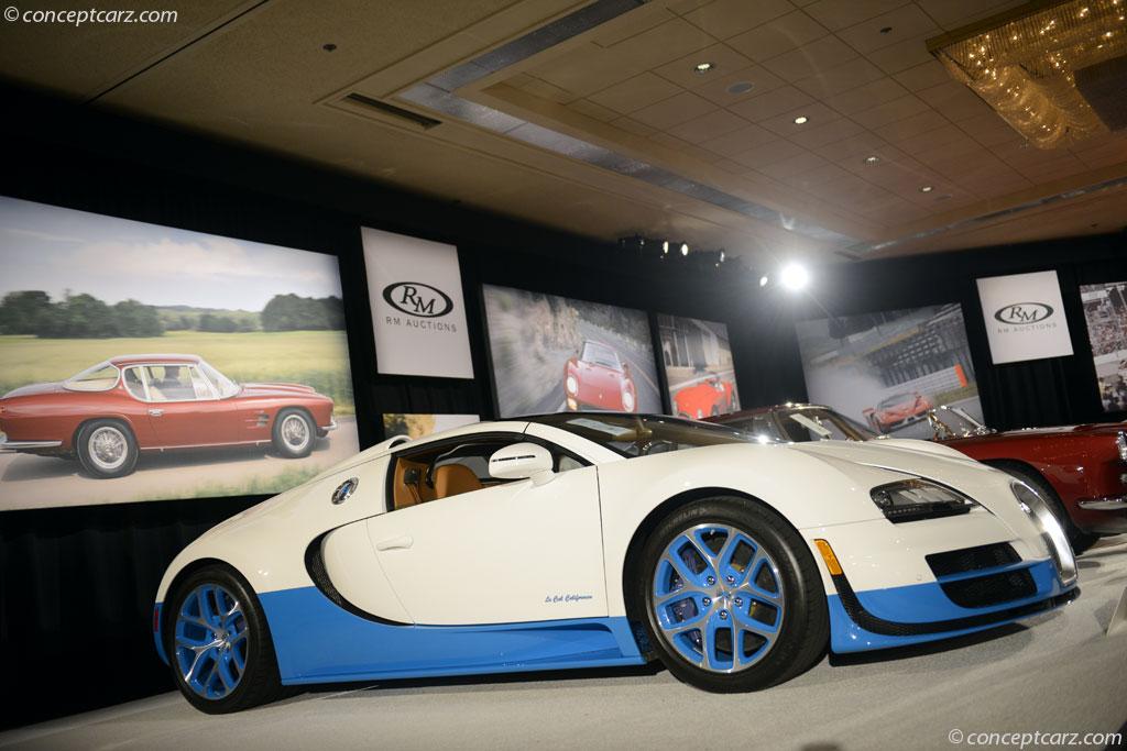 2013 bugatti veyron 16 4 grand sport vitesse le ciel californien images phot. Black Bedroom Furniture Sets. Home Design Ideas