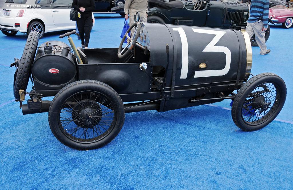 1920 Bugatti Type 13 Conceptcarz Com