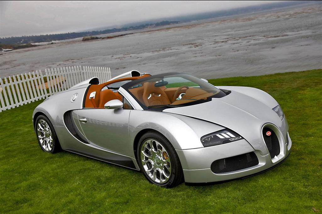 2009 bugatti 16 4 veyron grand sport image. Black Bedroom Furniture Sets. Home Design Ideas