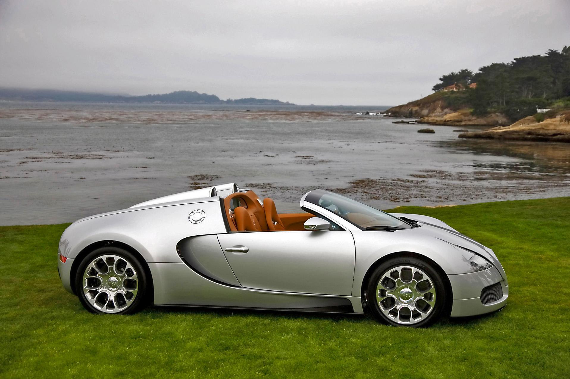 2009 bugatti 16 4 veyron grand sport desktop wallpaper and high resolution im. Black Bedroom Furniture Sets. Home Design Ideas