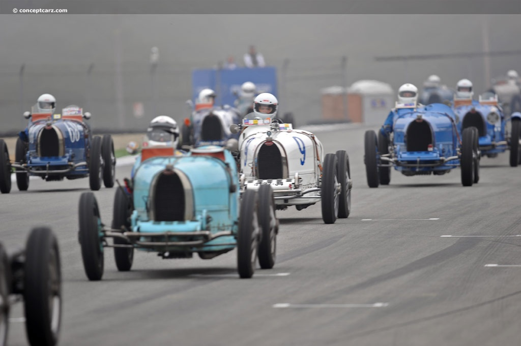 Bugatti Type 37A pictures and wallpaper