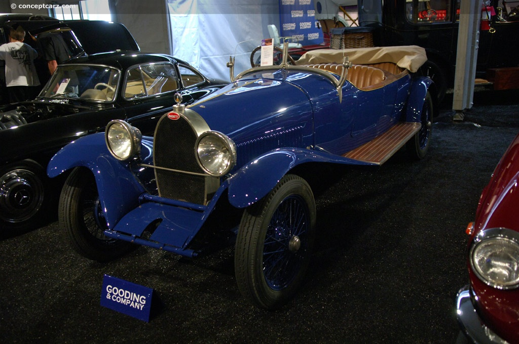 1927 Bugatti Type 38 photos