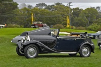 1930 Bugatti Type 49 image.