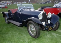 1930 Bugatti Type 43 image.