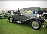 1931 Bugatti Type 50 image.