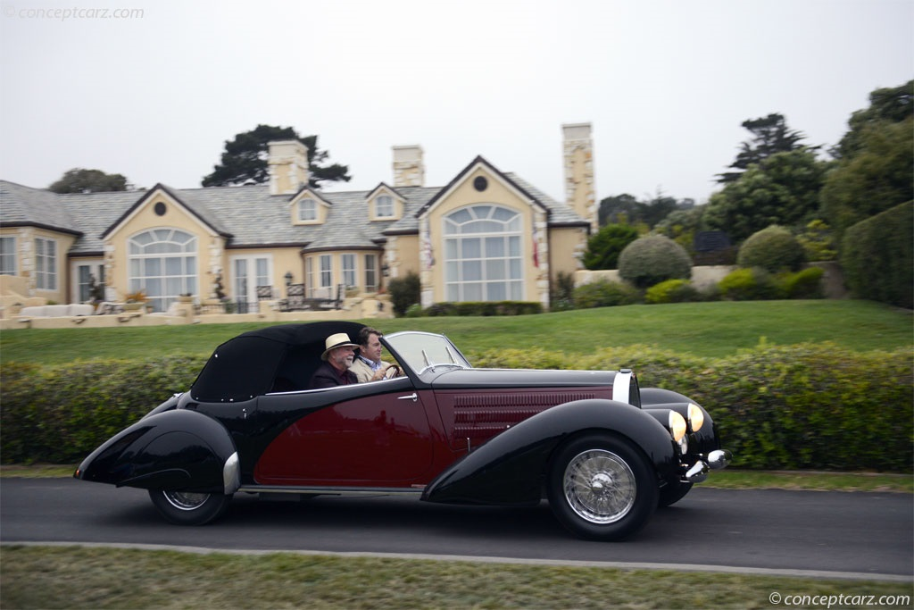 Bugatti Type 57 pictures and wallpaper