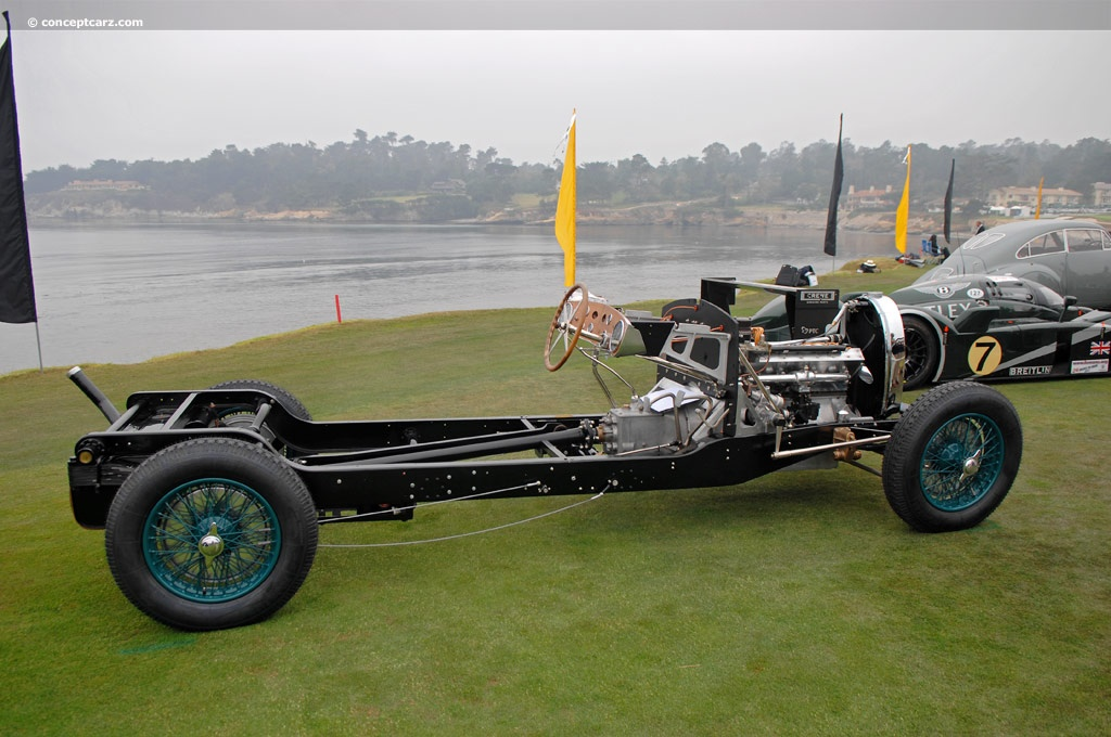 1935 Bugatti Type 57 Image Chassis Number 57243