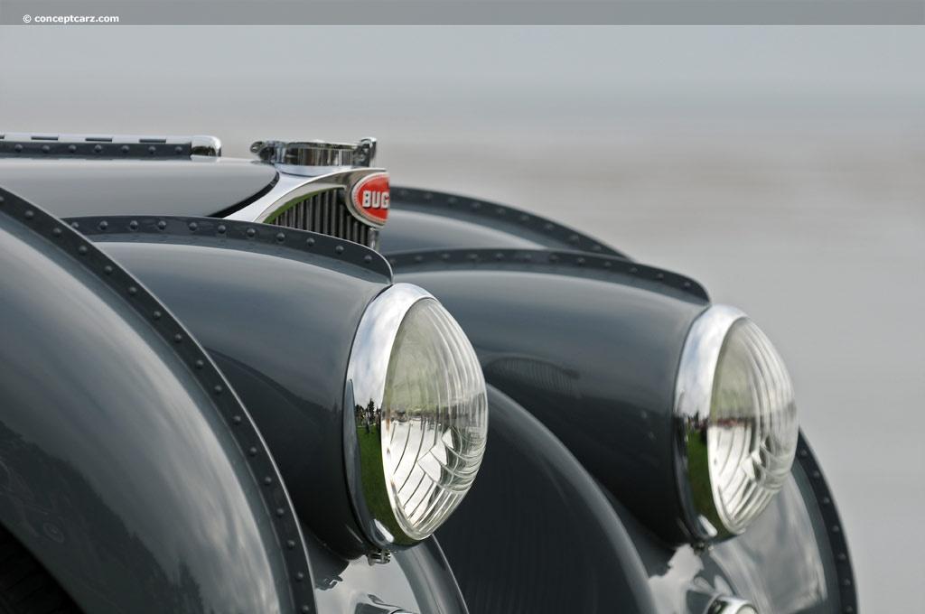 1937 Bugatti Type 57s Conceptcarz Com