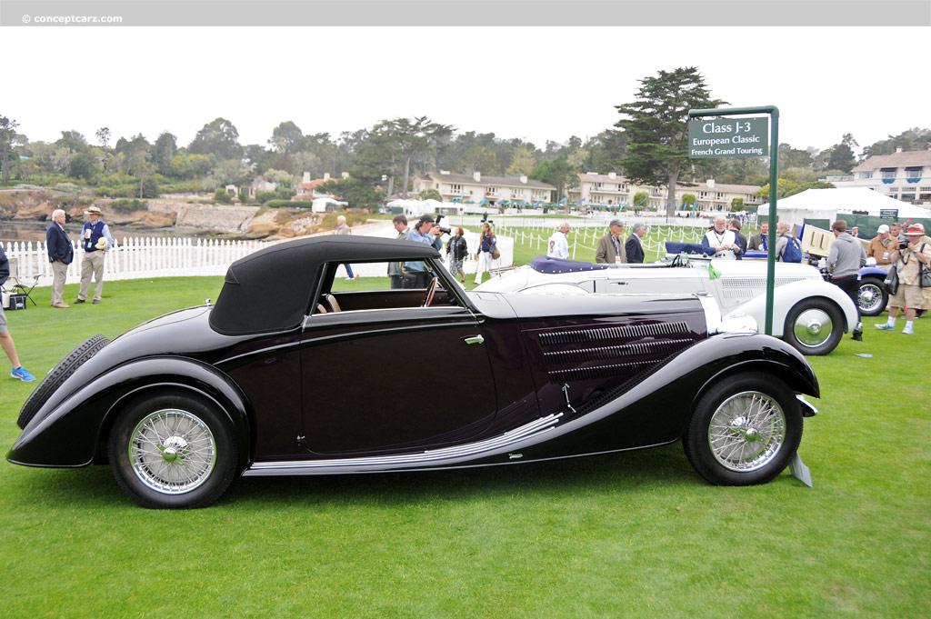 1937 bugatti type 57 57c conceptcarz. Black Bedroom Furniture Sets. Home Design Ideas