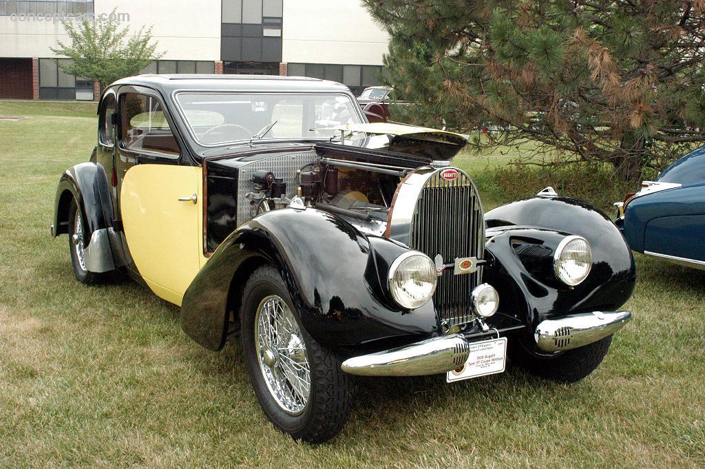1938 Bugatti Type 57 Conceptcarz Com