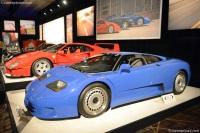 1993 Bugatti EB110 image.