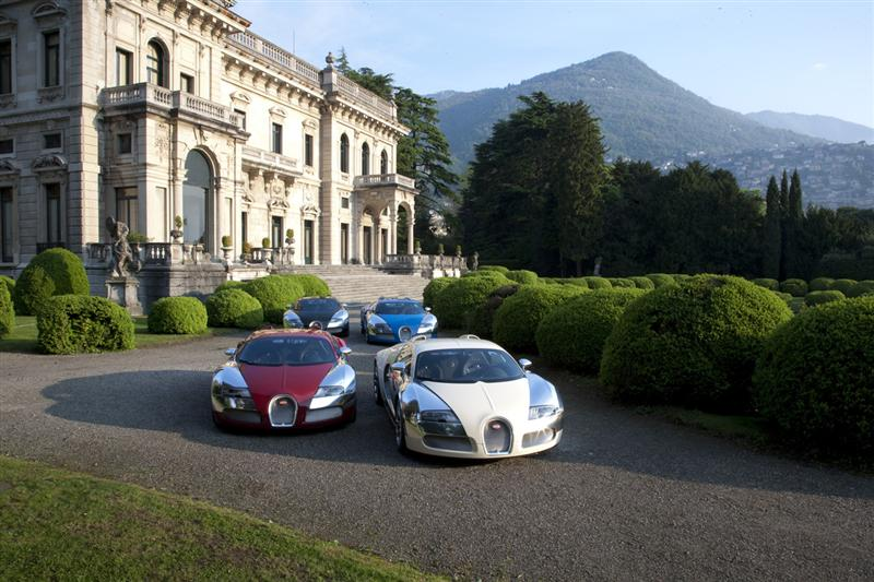 2009 Bugatti 16.4 Veyron Centenaire Edition