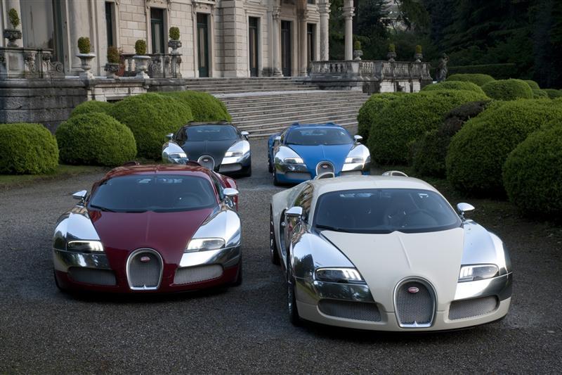 2009 Bugatti 16.4 Veyron Centenaire Edition Image