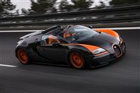 2013 Bugatti Veyron Grand Sport Vitesse WRC image.