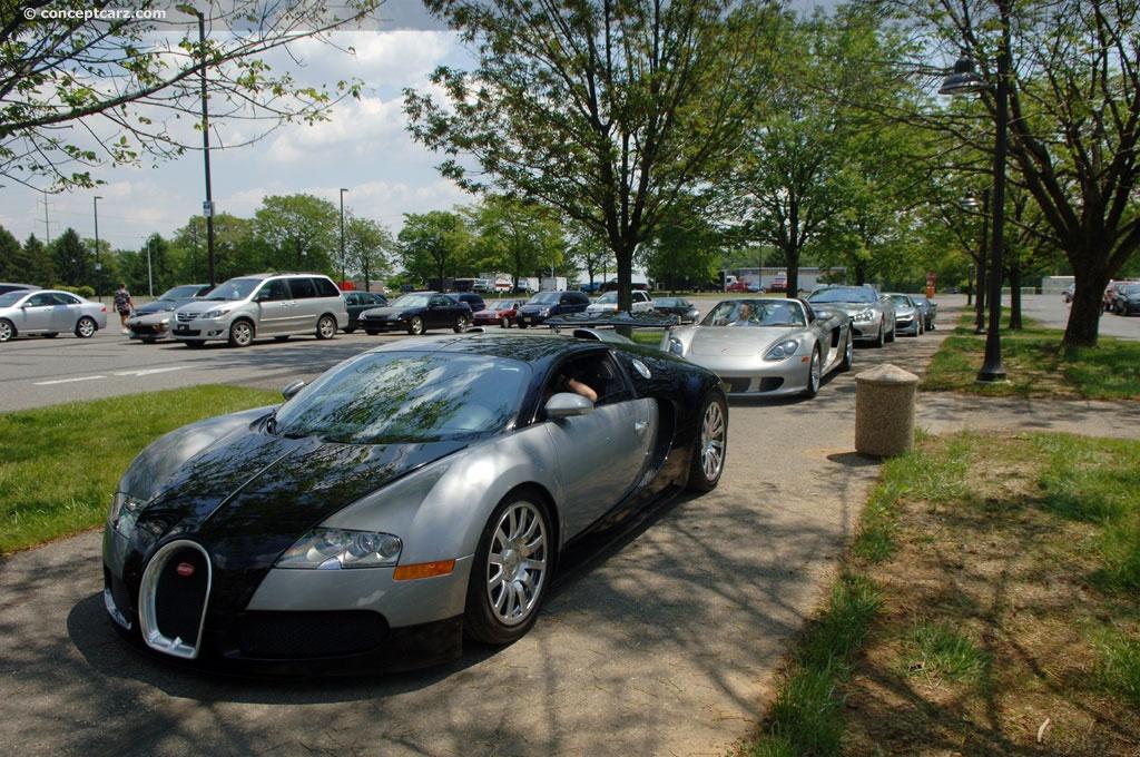 2006 Bugatti 16.4 Veyron Image