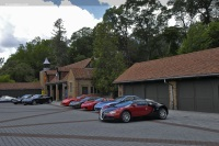 2007 Bugatti 16/4 Veyron image.