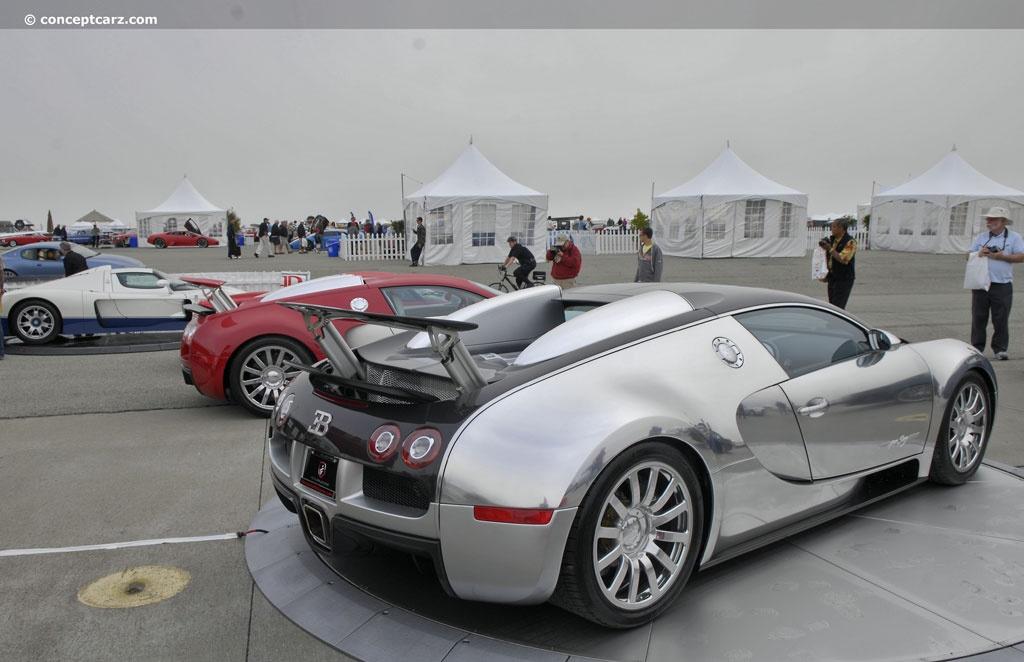 2007 bugatti veyron 16 4 pur sang at the concorso italiano. Black Bedroom Furniture Sets. Home Design Ideas